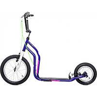 Самокат City New Фиолетовый Yedoo (608167)