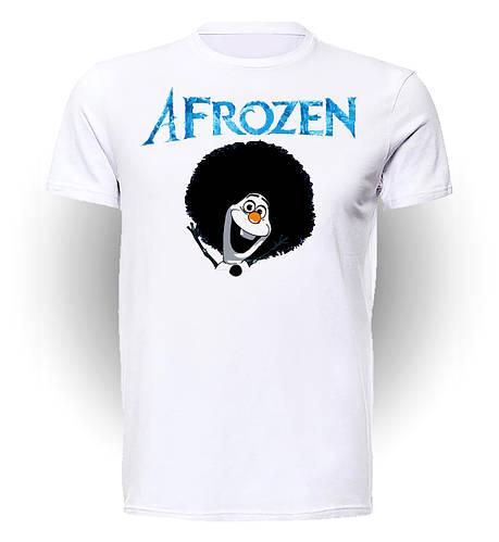 Футболка GeekLand Холодное Сердце Frozen Frozen Snowmen FR.01.017