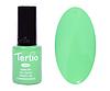 Гель лак Tertio 058, бледно зеленый, 10мл
