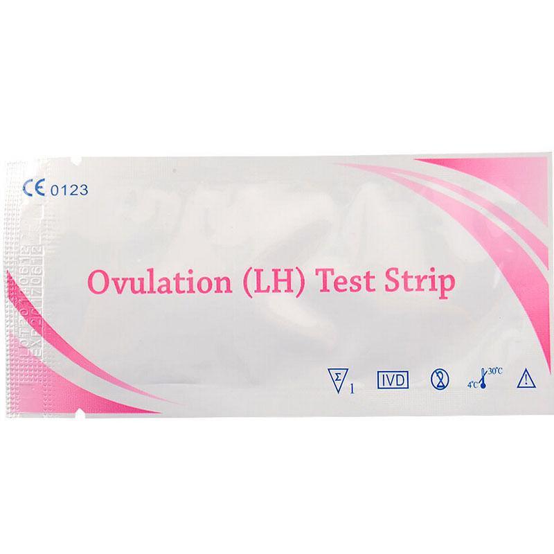 Тест на определение овуляции, LH.