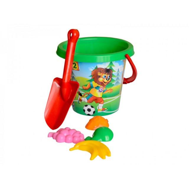 Пісочні набори, іграшки