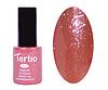 Гель лак Tertio 064, мокко с микроблеском, 10мл