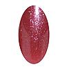 Гель лак Tertio 065, красно малиновый с микроблеском, 10мл, фото 2