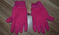 Якісні перчатки, рукавички теплі, фліс. б/у