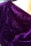 Бархатная блуза  р 50-52, фото 3