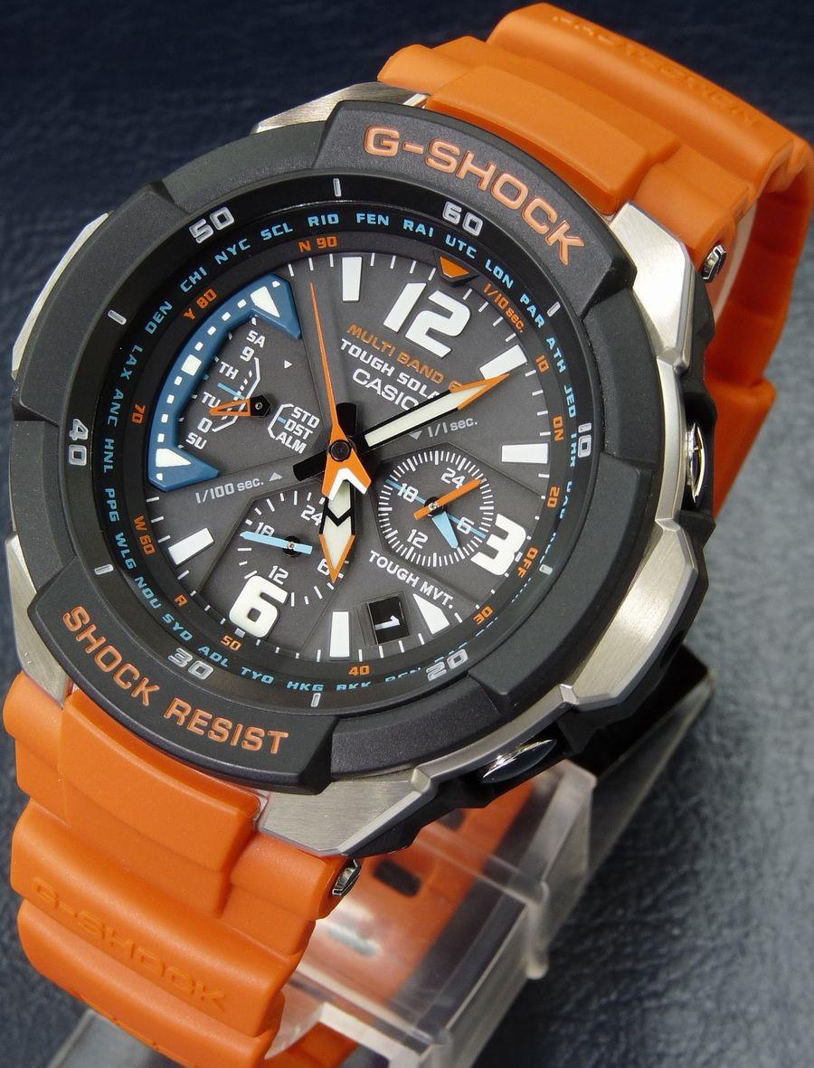 Часы Casio G-Shock  GW-3000M-4 Aviator B.