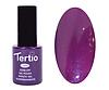 Гель лак Tertio 079, фиолетовый с микроблеском, 10мл