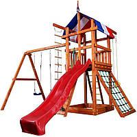 Деревянный игровой комплекс SportBaby (Babyland-3)