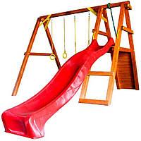Детская горка 3-х метровая SportBaby (Babyland-8)