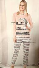 Хлопковые пижамы по супер цене в цветах
