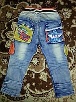 Детские джинсы капри!, фото 1