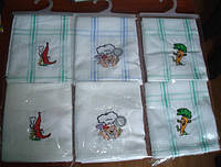 Набор полотенец вафельных 45*70, 2 шт.