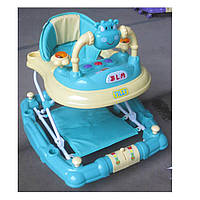 Ходунки Голубой Baby Tilly (T-441 BLUE - NEW)
