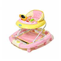 Ходунки Розовый Baby Tilly (9102 PINK)