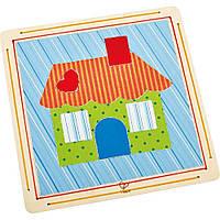 Набор для творчества Добро пожаловать  домой! Hape (E5105)