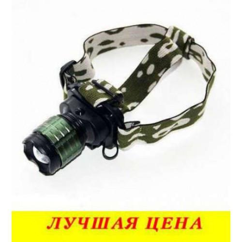 Налобный фонарик BL POLICE 6808