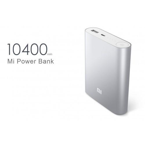 Внешний аккумулятор Power bank XIAOMI 10400 mAh