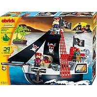 Конструктор Пиратский корабль Ecoiffier (3130)