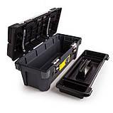 Ящик для инструмента профессиональный STANLEY 1-92-258 (США/Израиль), фото 3