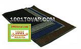 Коврик придверный грязезащитный ворсистый с резиновым кантом 120х80 см., фото 5
