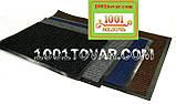 Коврик придверный грязезащитный ворсистый с резиновым кантом 120х80 см., фото 6