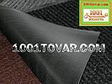 Коврик придверный грязезащитный ворсистый с резиновым кантом 90х60 см., фото 10