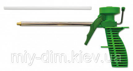 Пістолет для піни, пластикова ручка FAVORIТ (12-070)