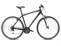 Горный велосипед Cube LTD CLS, колесо 28, рама 18, black n flashred