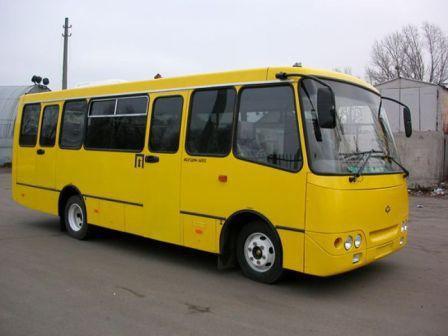 купить автобус в харькове