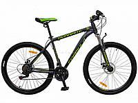 Горный велосипед Formula Dynamite 2016, колеса 27.5, рама 19, grey n green