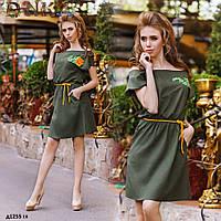 Платье с карманами д1255 гл