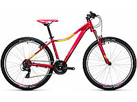 Горный велосипед Cube Access WLS, колесо 27.5, рама 13.5, berry n pink