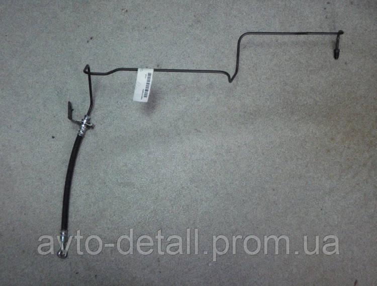 Шланг цилиндра сцепления рабочего в сборе с трубкой Авео GM 96339739