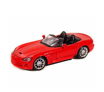 Автомодель (1:24) Dodge Viper SRT-10 31232 red, фото 2