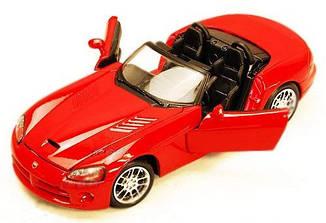 Автомодель (1:24) Dodge Viper SRT-10 31232 red, фото 3