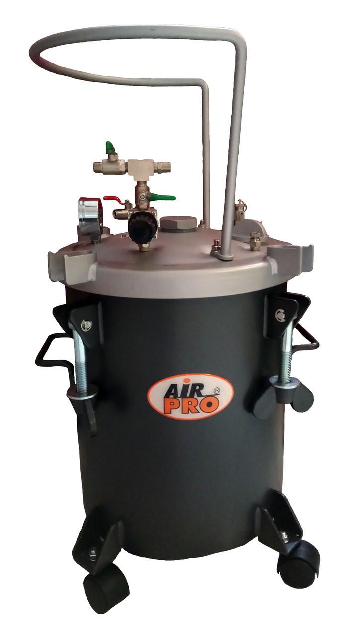 Бак нагнетательный пневматический Air Pro AT-40E (Тайвань)
