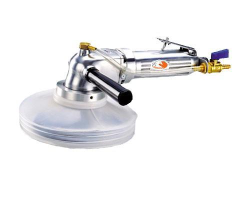 Шлифмашина орбитальная пневматическая промышленная с подачей воды Air Pro SA4123 (Тайвань)
