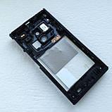 Средняя часть корпуса с полифоническим динамиком для Sony LT26w, 100% оригинал (Б/У), фото 4