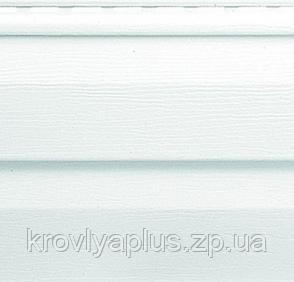 Отделка фасадов ...Сайдинг Альта Профиль  Белый  Классика