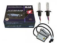 Комплект ксенонового света Infolight HB4(9006) 4300K 35W