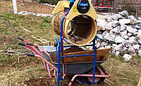 Садовый ротационный просеиватель Scheppach RS 350