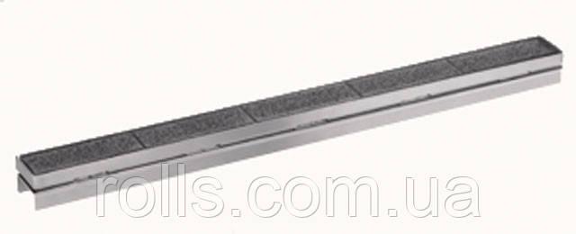 HL050I/80 Решётка под плитку для канала 800мм