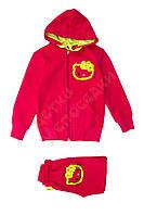 """Спортивный костюм для девочки """"Hello Kitty"""" (Турция), розовый, 86(80-164), 86 см"""