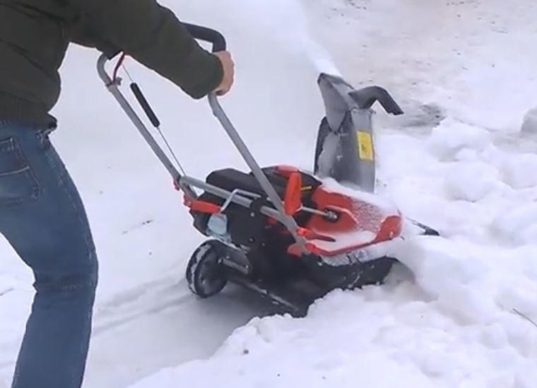 Снегоуборщик AL-KO SnowLine 55 E