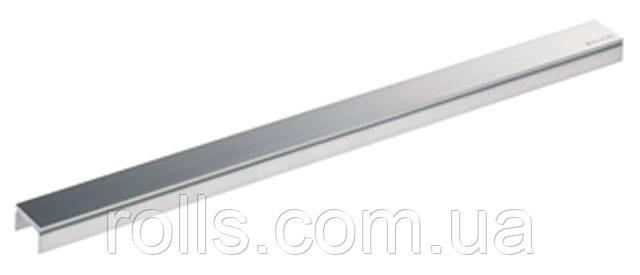 HL050D/100 Решётка ДИЗАЙН из матовой нержавеющей стали для душевого лотка 1100мм