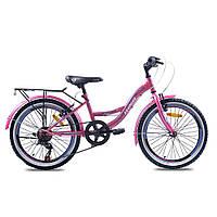 """Велосипед подростковый Pegas20 / рама 11"""" Розовый  Premier (SP0000359)"""