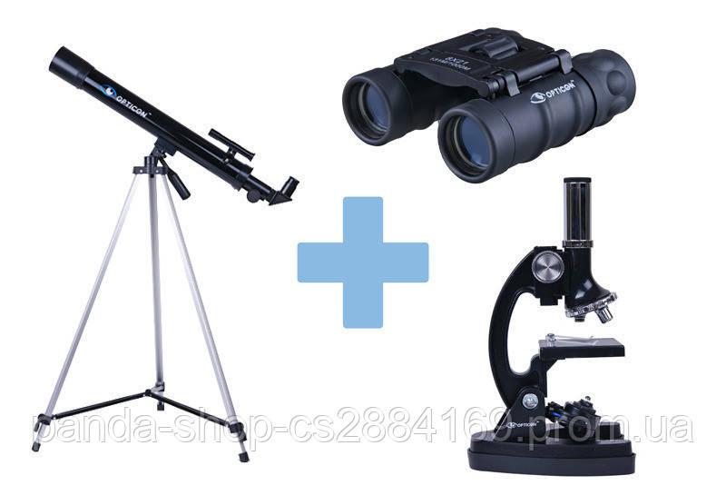 Телескоп opticon sciencemaster se Микроскоп Бинокль u2014 в