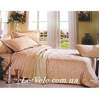 Комплект постельного белья Le Vele Rhapsody Coffee, Размер Двуспальный