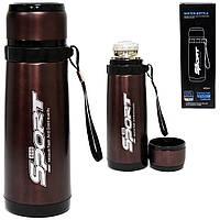 Термос SPORT N224 600 мл, термочашка. термос спорт, термос для спорта, спортивная бутылка
