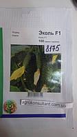 Семена огурца Эколь F1 (Syngenta, АГРОПАК+), 100 семян — ранний гибрид (42-45 дней), партенокарпик